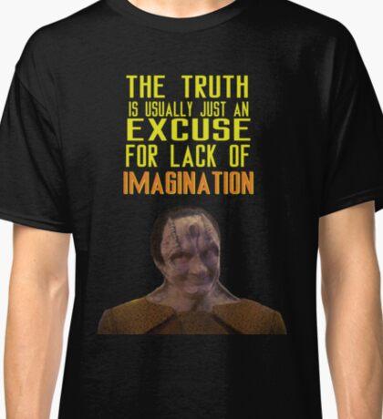 Star Trek DS9 Garak Quote Classic T-Shirt