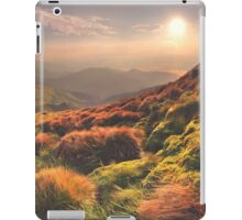 Ten Thousand Miles From Anywhere iPad Case/Skin