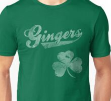 Gingers Sporty Irish  Unisex T-Shirt