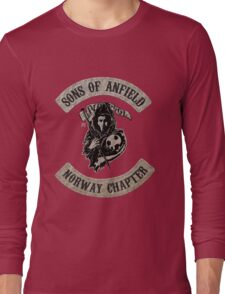 Sons of Anfield - Norway Chapter Long Sleeve T-Shirt