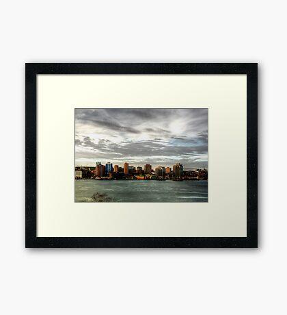 Halifax, Nova Scotia, Canada Framed Print