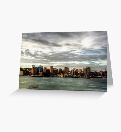 Halifax, Nova Scotia, Canada Greeting Card