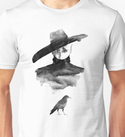 shinee jonghyun - crow Unisex T-Shirt