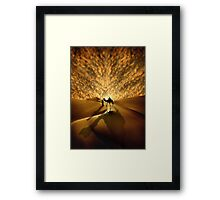 Isolation Framed Print