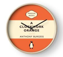 Penguin Classics A Clockwork Orange Clock