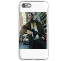 Gta 4 Niko iPhone Case/Skin