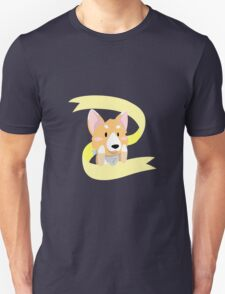 Speechless Corgi T-Shirt