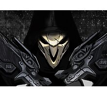 OVERWATCH REAPER Photographic Print