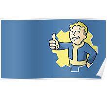 Fallout Boy Poster