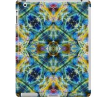 Ultra Psychedelic Flower Child Abstract iPad Case/Skin