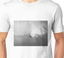 Christ The Redeemer in the Clouds Unisex T-Shirt