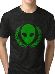 United alien Tri-blend T-Shirt