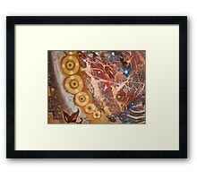abstraction August Framed Print