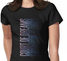 the two courts Womens Fitted T-Shirt