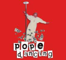 Pope Dancing (Pole dancing) T-Shirt
