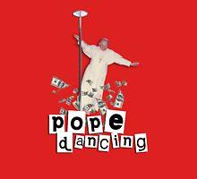 Pope Dancing (Pole dancing) Unisex T-Shirt