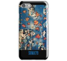 City Leaves iPhone Case/Skin