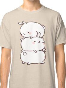Bunny Pile Classic T-Shirt