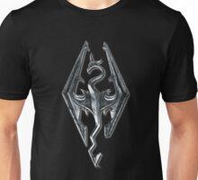 Skyrim Dragon Symbol Unisex T-Shirt