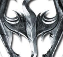 Skyrim Dragon Symbol Sticker