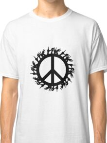 peace love Classic T-Shirt