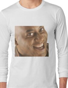 Ainsley Harriott Long Sleeve T-Shirt