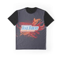 Trail Riders - Snowmobile Adventures Graphic T-Shirt