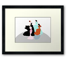 Venus de Milo Ladies Framed Print