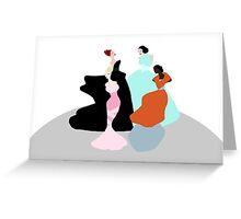Venus de Milo Ladies Greeting Card