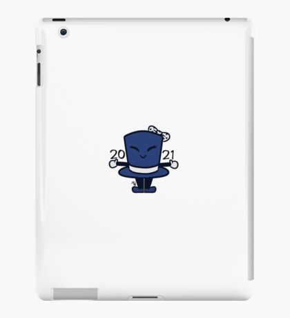 Tippy the Top Hat '21 iPad Case/Skin