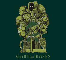 GAME OF MASKS | Unisex T-Shirt