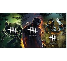 Dead By Daylight Photographic Print