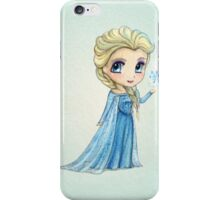 Elsa iPhone Case/Skin