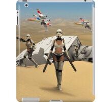 Sexy Sci-Fi 7 iPad Case/Skin