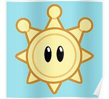 Shine Sprite Poster