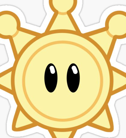 Shine Sprite Sticker