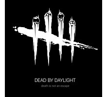 Dead By Daylight Logo Photographic Print
