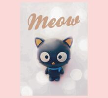 Meow. One Piece - Short Sleeve