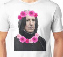Flower Crown Snape Unisex T-Shirt
