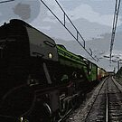 Flying Scotsman by Vipes