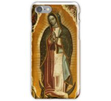 Our Lady of Guadalupe, Virgin Mary, Blessed Mother iPhone Case/Skin