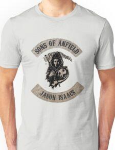 Sons of Anfield - Famous Fans, Jason Isaacs Unisex T-Shirt