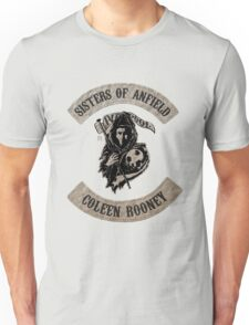 Sons of Anfield - Famous Fans, Coleen Rooney Unisex T-Shirt