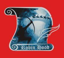 Robin Hood Kids Tee