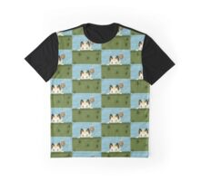 Curious Meowth Graphic T-Shirt