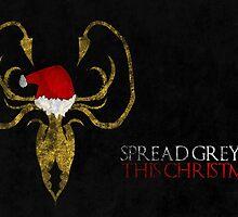 Thrones Christmas: Spread GreyJoy by Alice Edwards