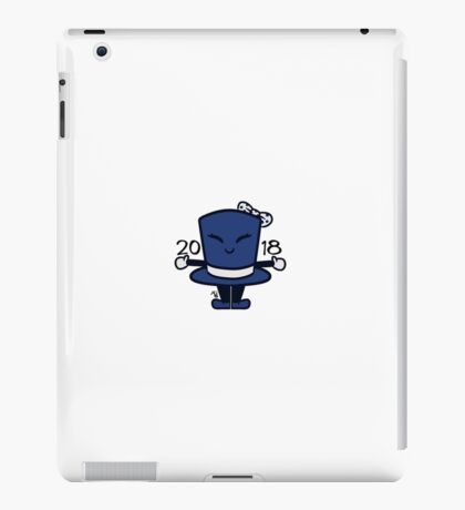Tippy the Top Hat '18 iPad Case/Skin