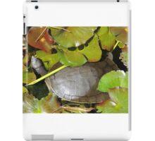 Turtle Greenery iPad Case/Skin