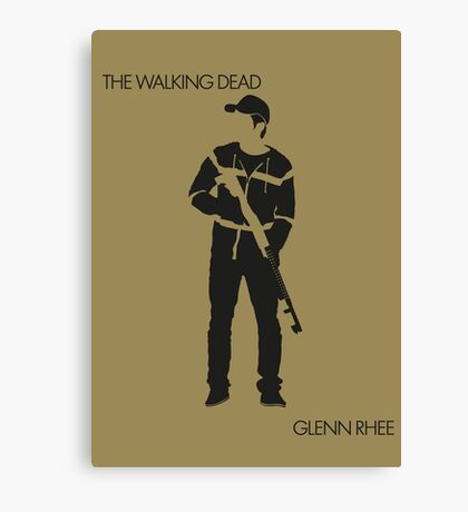 Glenn Canvas Print