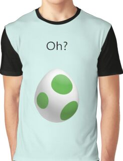 POKEMON GO EGG (Oh?) Graphic T-Shirt